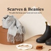 Volt fashion christmas gifts the perfect christmas gifts scarves and beanies