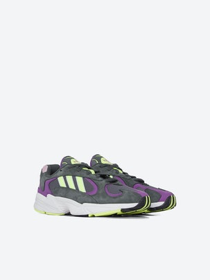 detailed look cdf8c cbc49 Yung-1 Sneakers . Front. Flat.